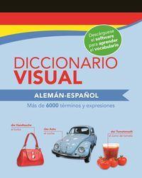 Diccionario Visual Aleman / Español - Aa. Vv.