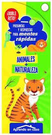 ANIMALES + NATURALEZA - DOBLE RETO PARA MENTES RAPIDAS