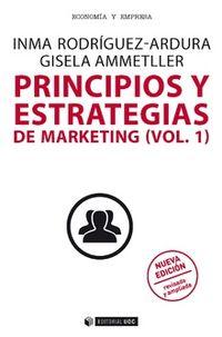 Principios Y Estrategias De Marketing 1 - Inma Rodriguez-Ardura / Gisela Ammetller