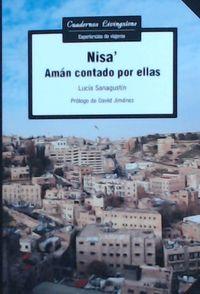 Nisa', Aman Contado Por Ellas - Lucia Sanagustin
