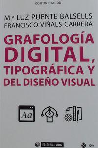 GRAFOLOGIA DIGITAL, TIPOGRAFICA Y DEL DISEÑO