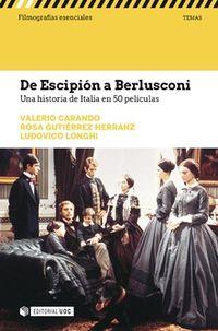 DE ESCIPION A BERLUSCONI - UNA HISTORIA DE ITALIA EN 50 PELICULAS