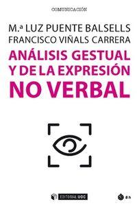 Analisis Gestual Y De La Expresion No Verbal - Mª Luz Puente Balsells