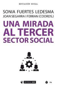 MIRADA AL TERCER SECTOR SOCIAL, UNA