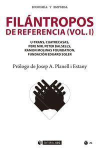 FILANTROPOS DE REFERENCIA I