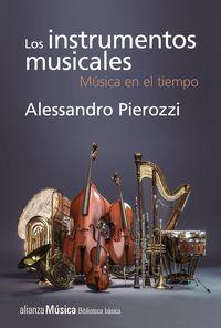 Instrumentos Musicales, Los - Musica En El Tiempo - Alessandro Pierozzi