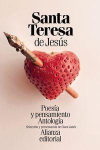 Poesia Y Pensamiento De Antologia - Santa Teresa De Jesus