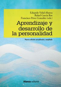 APRENDIZAJE Y DESARROLLO DE LA PERSONALIDAD - NUEVA EDICION