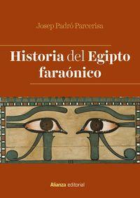Historia Del Egipto Faraonico - Josep Padro Parcerisa