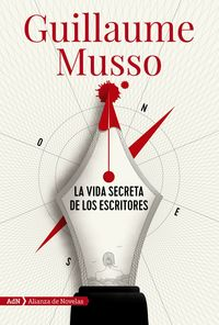 La vida secreta de los escritores - Guillaume Musso