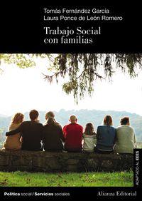 Trabajo Social Con Familias - Tomas Fernandez Garcia / Laura Ponce De Leon Romero