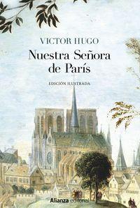 NUESTRA SEÑORA DE PARIS (ED. ILUSTRADA)