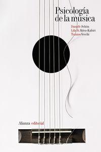 Psicologia De La Musica - Daniele Schön / Lilach Akiva-Kabiri / Tomaso Vecchi