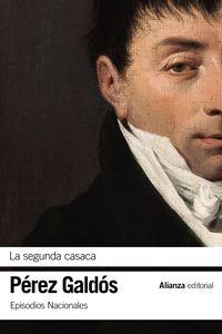 segunda casaca, la - episodios nacionales, 13 - segunda serie - Benito Perez Galdos