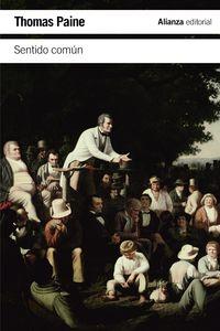 Sentido Comun Y Ocho Cartas A Los Ciudadanos De Los Estados Unidos - Thomas Paine