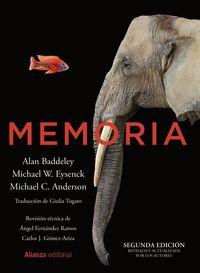(2 ed) memoria (edicion revisada y corregida) - Alan Baddeley / Michael W. Eysenck / Michael C. Anderson
