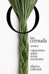 OCNOS - VARIACIONES SOBRE TEMA MEXICANO
