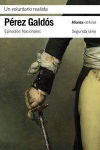 voluntario realista, un - episodios nacionales, 18 - segunda serie - Benito Perez Galdos