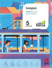EP 5 - LENGUA (MUR) - MAS SAVIA