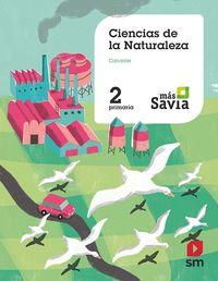 EP 2 - NATURALES (CAN) - MAS SAVIA