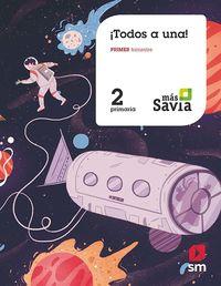 EP 2 - GLOBALIZADO 1 TRIM - MAS SAVIA