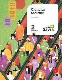 Ep 2 - Sociales (and) - Mas Savia - Aa. Vv.
