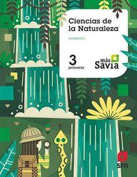EP 3 - NATURALES (AND) - MAS SAVIA