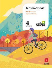 EP 4 - MATEMATICAS (MUR) - MAS SAVIA
