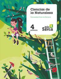 EP 4 - NATURALES (NAV) - MAS SAVIA