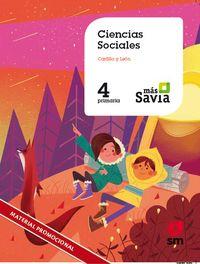 EP 4 - SOCIALES (CYL) - MAS SAVIA