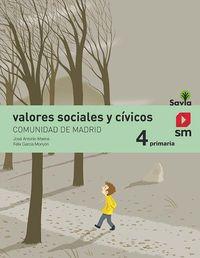 EP 4 - VALORES SOCIALES Y CIVICOS (MAD) - MAS SAVIA