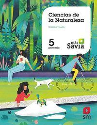 EP 5 - NATURALES (CYL) - MAS SAVIA