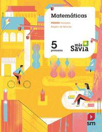 EP 5 - MATEMATICAS (MUR) - MAS SAVIA