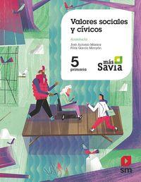 EP 5 - VALORES SOCIALES Y CIVICOS (AND) - MAS SAVIA