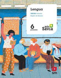 EP 6 - LENGUA (MUR) - MAS SAVIA