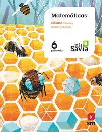 EP 6 - MATEMATICAS (MUR) - MAS SAVIA