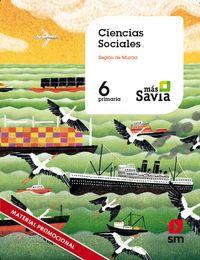 EP 6 - SOCIALES (MUR) - MAS SAVIA