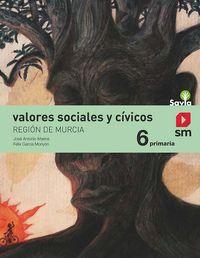 Ep 6 - Valores Sociales Y Civicos (mur) - Savia - Aa. Vv.