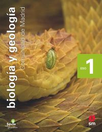 ESO 1 - BIOLOGIA Y GEOLOGIA (MAD) - SECUNDARIA 2020
