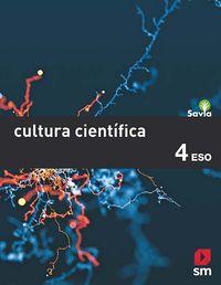 ESO 4 - CULTURA CIENTIFICA (MAD) - MAS SAVIA