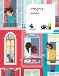 EP 4 - FRANCES (AND) - PIROUETTE - MAS SAVIA