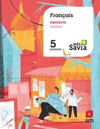 EP 5 - FRANCES (AND) - PIROUETTE - MAS SAVIA