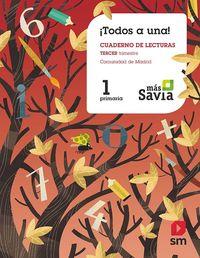 Ep 1 - Globalizado Trim 3 (mad) - Pauta - Mas Savia - Aa. Vv.