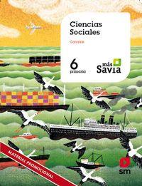 EP 6 - SOCIALES (CAN) - MAS SAVIA