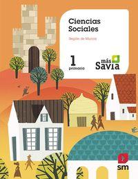 EP 1 - SOCIALES (MUR) - MAS SAVIA