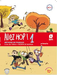 EP 5 - FRANCES (MUR) - ALLEZ HOP! 1 - SAVIA