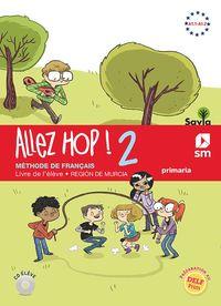 EP 6 - FRANCES (MUR) - ALLEZ HOP! 2 - SAVIA