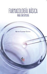 Farmacologia Basica Para Enfermeria - Breixo Ventoso Garcia