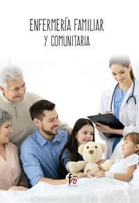 Enfermeria Familiar Y Comunitaria - Aa. Vv.