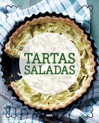Tartas Saladas - Aa. Vv.